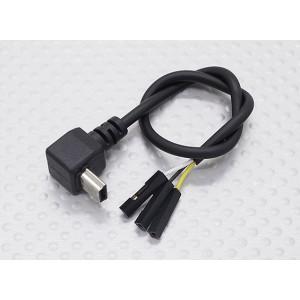 AV кабель для GoPro Hero 3 без питания