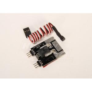 Датчики тока и температуры для Quanum 2.4Ghz volt