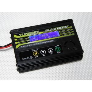 Turnigy MAX80W 7A зарядное устройство