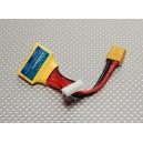 Переходник для зарядки двух батарей (2 x 3S)6S w/ XT60