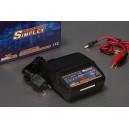 Зарядное устройство HobbyKing Simplex 1~4S LiPo/LiFe 12,110~240v