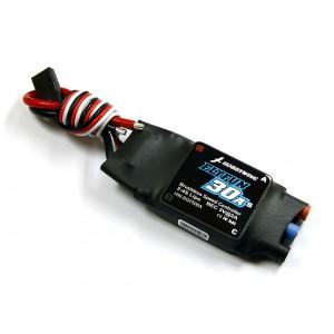 Регулятор HobbyWing FLYFUN 30A (Output Plug)