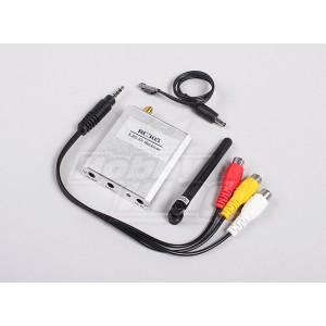 Boscam RC305 приемник - 5.8 ГГц, 8 канальный AV