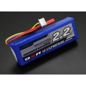 2200mAh 1.5C аккумулятор для передатчика Turnigy 9XR