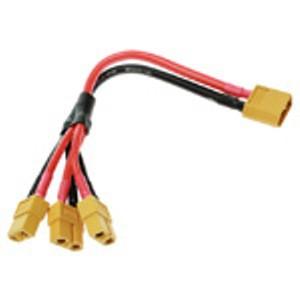 Xt60 кабель распределения питания для квадракоптера(4 в одном)