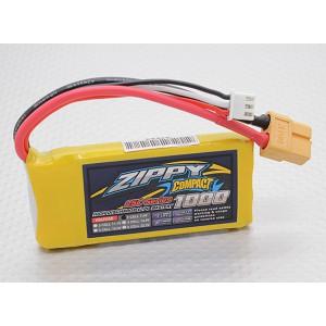 ZIPPY Compact 1000mAh 2S 25C