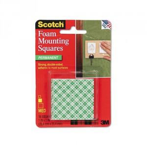 3M Scotch Монтажные площадки 16шт