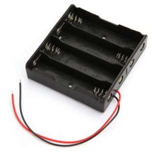 Бокс для 4-х батарей 18650