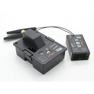 Передающий модуль FrSky XJT с приемником X8R