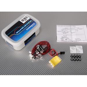 Система огней для радиоуправляемых моделей Turnigy