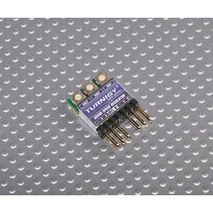 Turnigy 3х канальный регулятор скорости и направления вращения серво