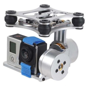 Подвес DJI Phantom Gopro3 с контроллером