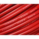 Провод Turnigy 14AWG в высокотемпературной силиконовой изоляции (1 метр) КРАСНЫЙ