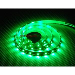 Зеленая самоклеющаяся лента яркой подсветки (1 метр)