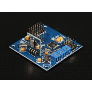 Контроллер полета HobbyKing Версия 3.0 (чип – Atmega328PA)