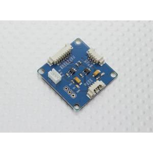 Плата распределителя UART сигналов для Flight Controller Multiwii and Megapirate AIO