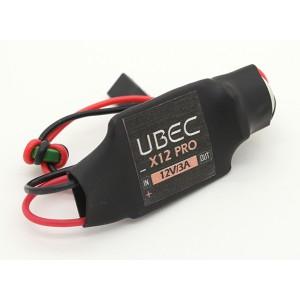 UBEC 12В / 3A (вход 6-23 В)