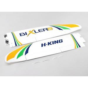 Запасное крыло для Hobbyking Bixler 2 EPO 1500мм