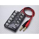 Плата для одновременной зарядки аккумуляторов (Micro JST и JST-PH)