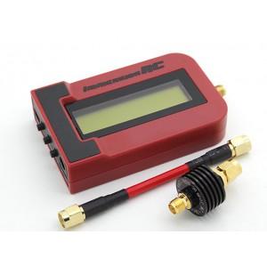 Измеритель мощности радиосигнала ImmersionRC и 30dB аттенюатор (35Mhz-5.8Ghz)