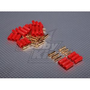 3.5мм 3-х проводной штепсельный разъем для мотора (1 пара)