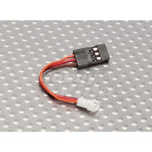 Мама Molex 1,25 для Папы серв JR Extension (1шт)