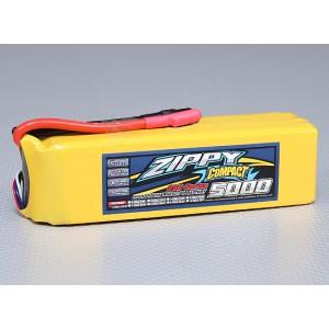 ZIPPY Flightmax 5000mAh 6S1P 25C Lipo Pack