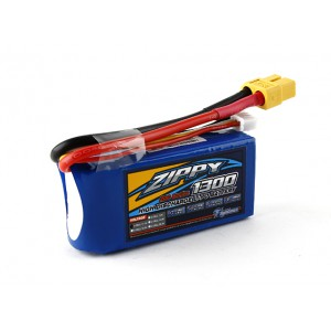 ZIPPY Flightmax 1300mAh 3S 20C
