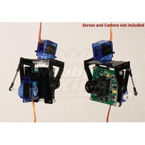 FPV крепление L-Size для камеры из стеклопластика
