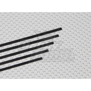 Карбоновые полоски 1x3x750мм (1шт)