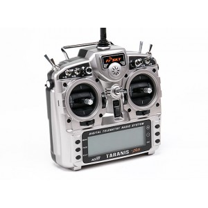 Передатчик FrSky Taranis X9D PLUS с приемником X8R