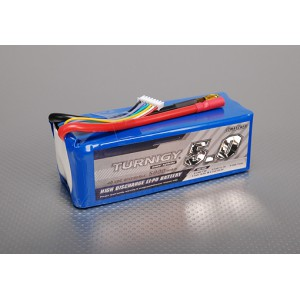 Turnigy 5000mAh 6S 40C Lipo Pack