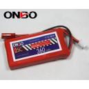 ONBO 360mah 3S 25 Lipo Pack