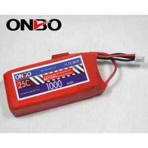 ONBO 1000mah 3S 25C Lipo Pack