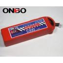 ONBO 5300mAh 6S 60C Lipo Pack