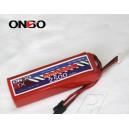 ONBO 2500mAh 3S 5C 11.1В (вариант А) аккумулятор для передатчика
