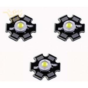 Светодиод белого свечения 3-х ваттный