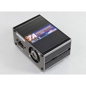 Компактный блок питания HobbyKing 105W 7A (100V~240V)