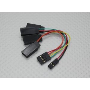 Кабель для соединения регулятора и автопилота