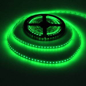 Светодиодная влагозащищенная лента 5см (зеленая)