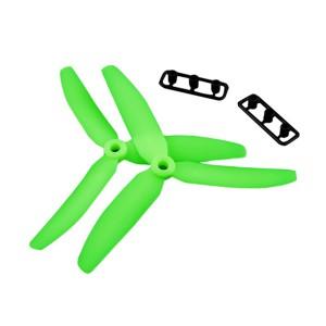Винт Gemfan 5х3 (1+1 шт) зеленый