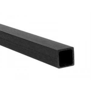 Карбоновая квадратная трубка (полая) 8x6,5х750мм