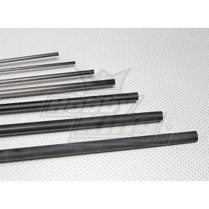 Карбоновая трубка (полая) 1,8x1x750мм