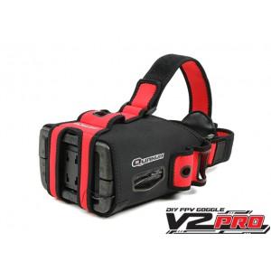 Видеошлем Quanum DIY FPV Goggle V2 Pro