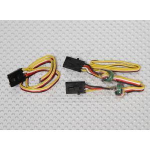 Набор проводов для Hobbyking OSD
