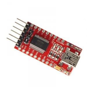 USB адаптер FTDI  FT232RL FT232 USB 3.3V 5.5V