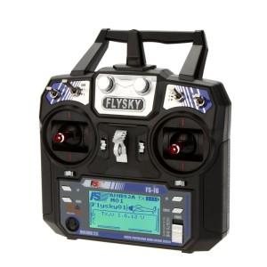 Передатчик FlySky i6 (Mode 2)