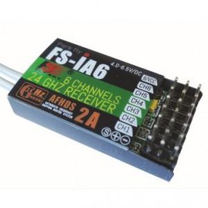 Приемник Flysky FS-iA6 2.4Ghz 6Ch