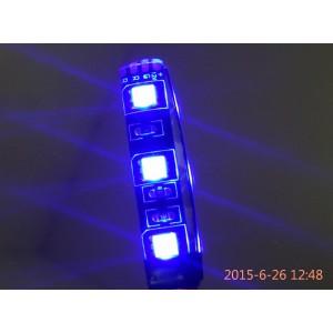 Светодиодная панель синяя влагозащищенная
