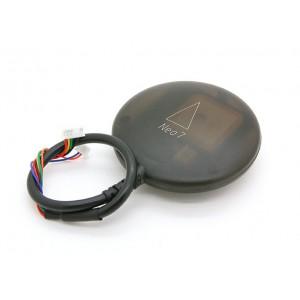 Ublox Neo-7M GPS с компасом и стойкой крепления